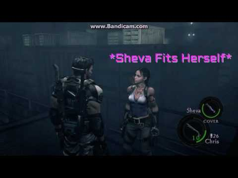 Resident Evil 5 What Happens When Chris And Sheva Is Idle