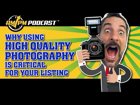 Why Professional Product Photography is Critical for Amazon Listings - AMPM PODCAST EP 165