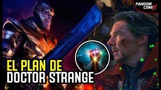 Avengers Endgame: El plan de Strange cobra sentido - Análisis y Opinión