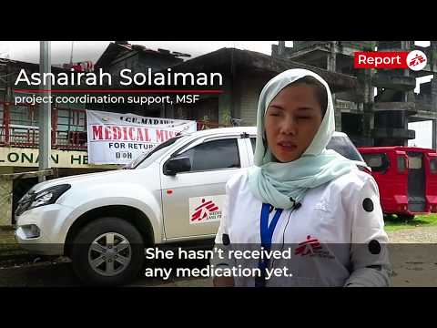 Philippines: IDPs return to Marawi