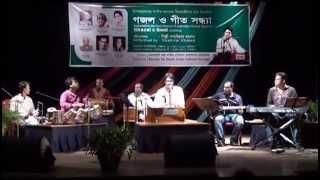 Milte Hi Akhe Dil Hua Live - Shahriar Khaled