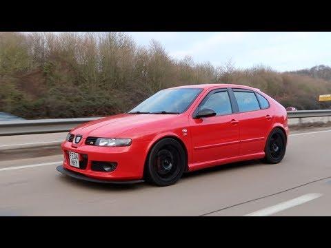 Boqer123's Seat Leon Cupra R (Feature/Review) BQR123