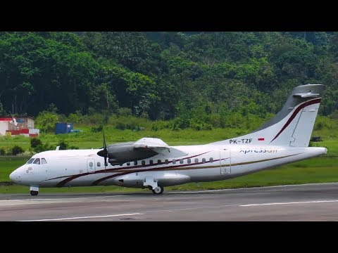 Pendatang Baru - Pesawat Terbang Xpress Air vs Pesawat Terbang Wings Air (Pesawat Terbang Indonesia)