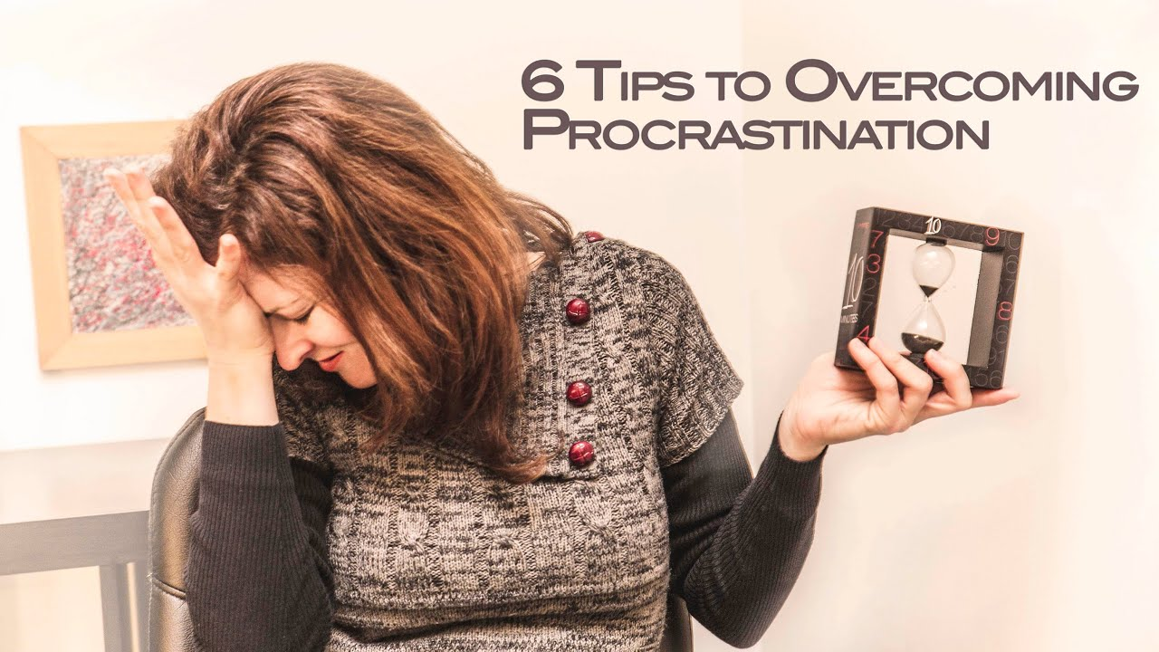 How to Overcome Procrastination: 8 Tips to Overcoming ...