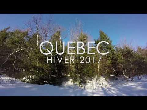 QUEBEC Expéditions Hiver 2017