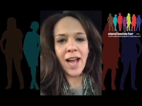 Cumulus Media Group's Danni Bruns is Standing Beside Her