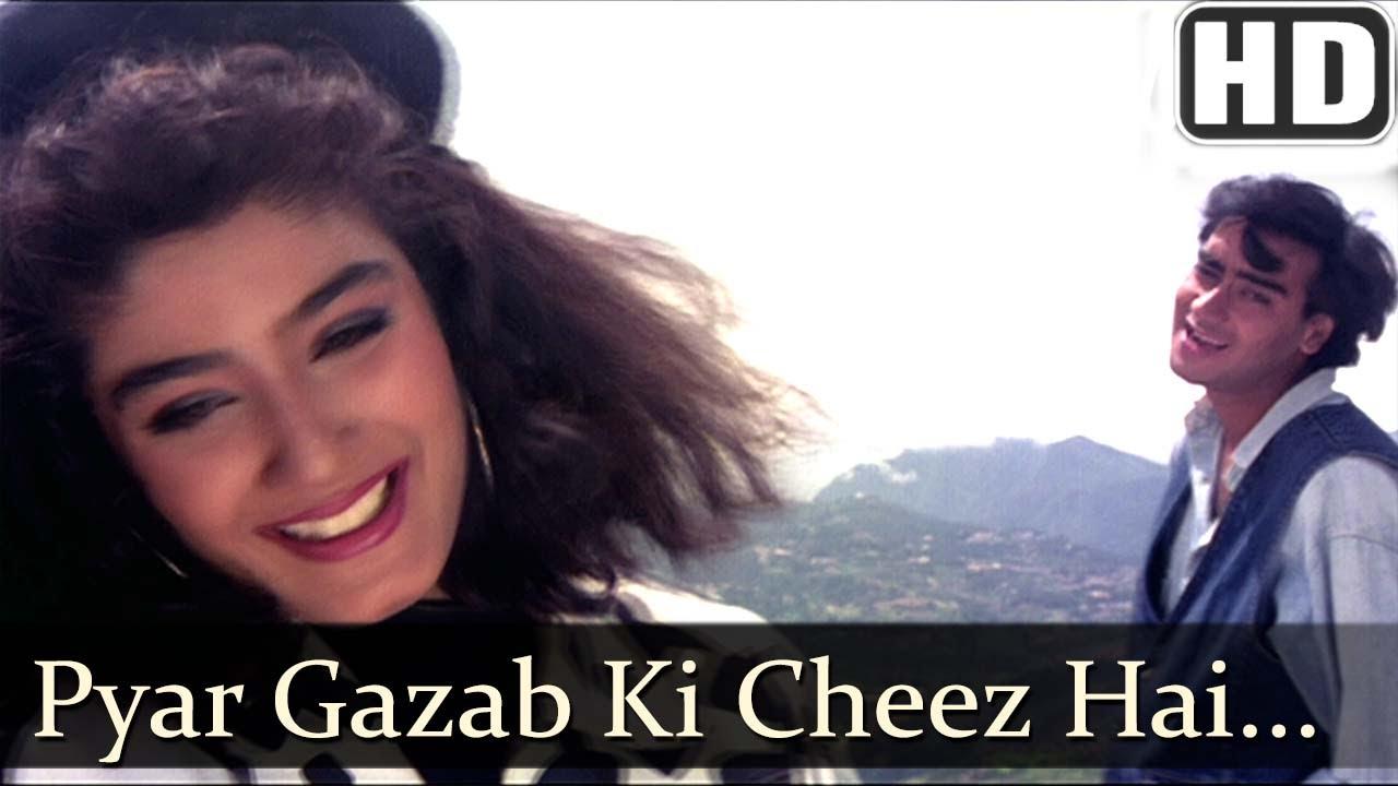 hindi video song gaana