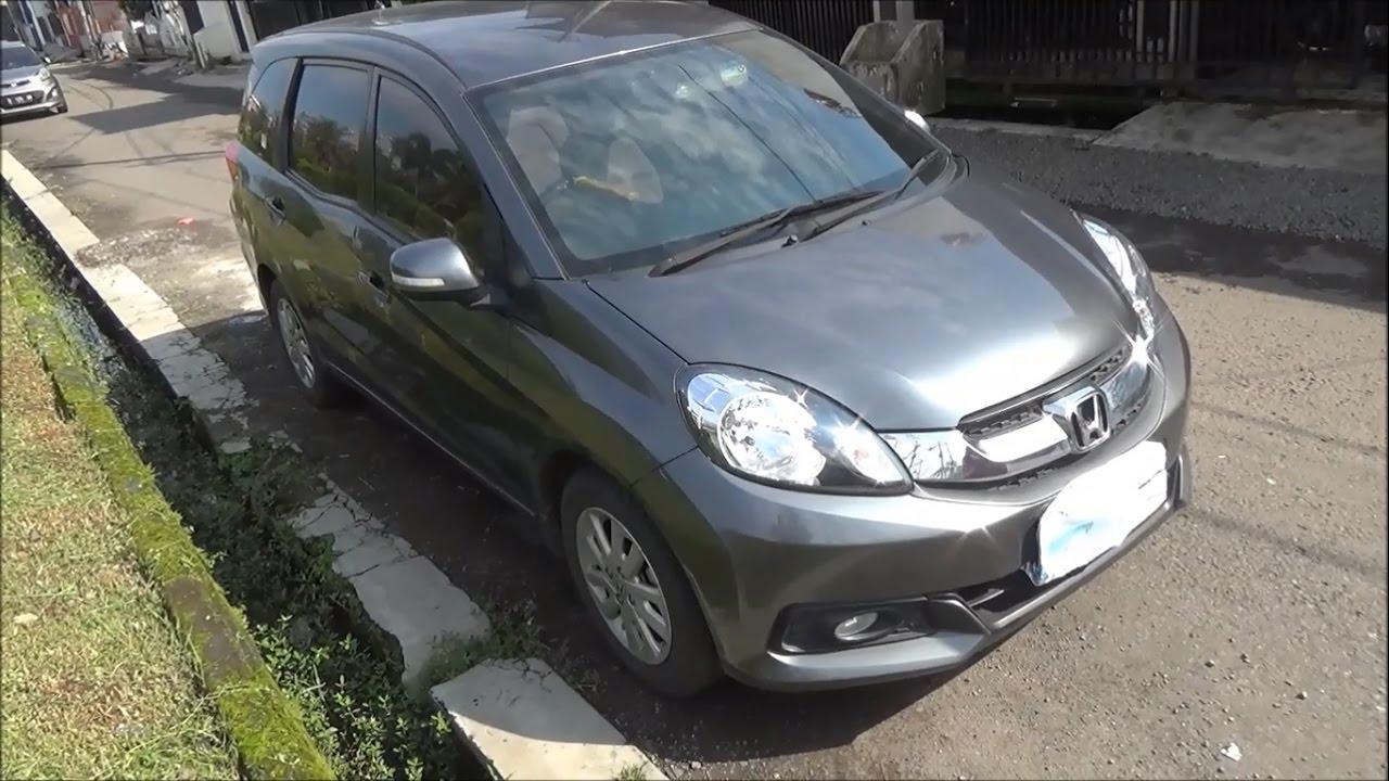 Review Honda Mobilio E MT 2014 (English Sub) - YouTube