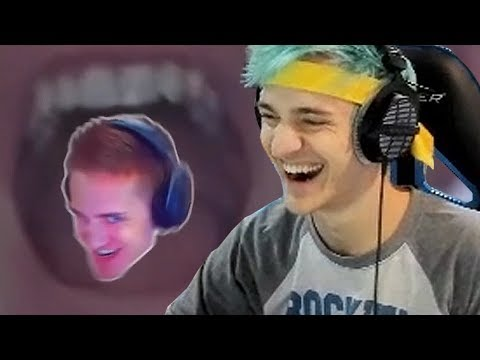 Ninja Reacts To OUR MONTAGE