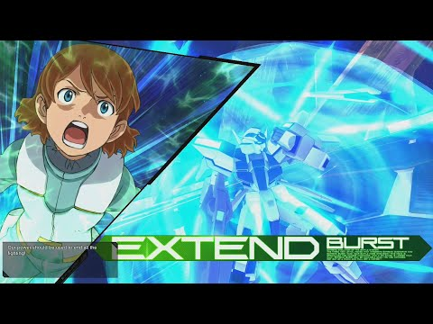 Gundam Extreme Vs. Maxi Boost ON | Gundam AGE-FX Showcase