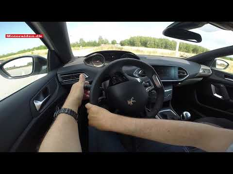 Peugeot 308 SW 1,5 BlueHDi Euro 6d TEMP - First Test