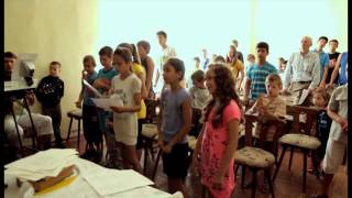 "Vinogradov, Ukraine 2014 LifeNets summer camp ""Kashtan"" (Chestnut) Part 1"