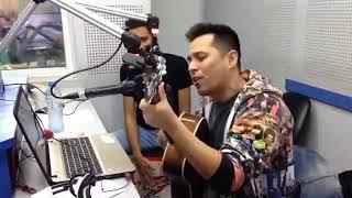 Nota en Radio Suquia. Cordoba Capital junto a Jorge Cuadrado