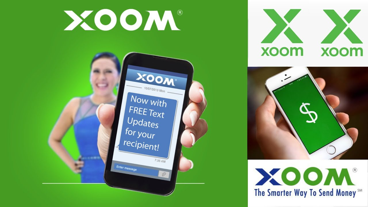 How to send money by Xoom - YouTube