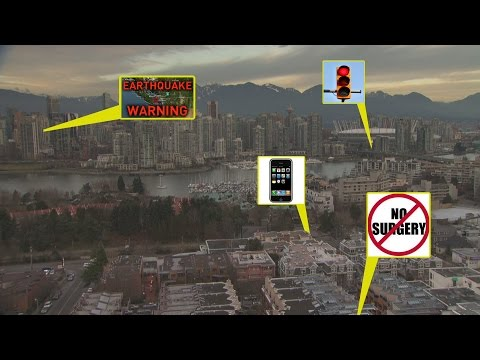 Earthquake early warning system in B.C.