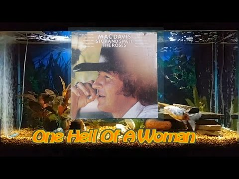 One Hell Of A Woman   Mac Davis   Stop And Smell The Roses   6