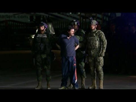 "Download Dramatic video of raid that captured ""El Chapo"""
