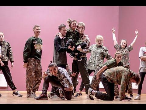 Rusya & Peppi: Hip-hop Pro // Ghetto Dance Academy Concert 2015