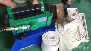 laundry Ironer Cotton belt fasteners tools