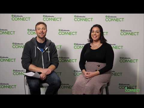 Alex Chriss & Ariege Misherghi live from QuickBooks Connect San ...
