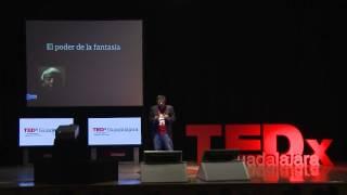 La animación puede cambiar al mundo, o dejarlo igual: Tonatiuh Moreno at TEDxGuadalajara 2014