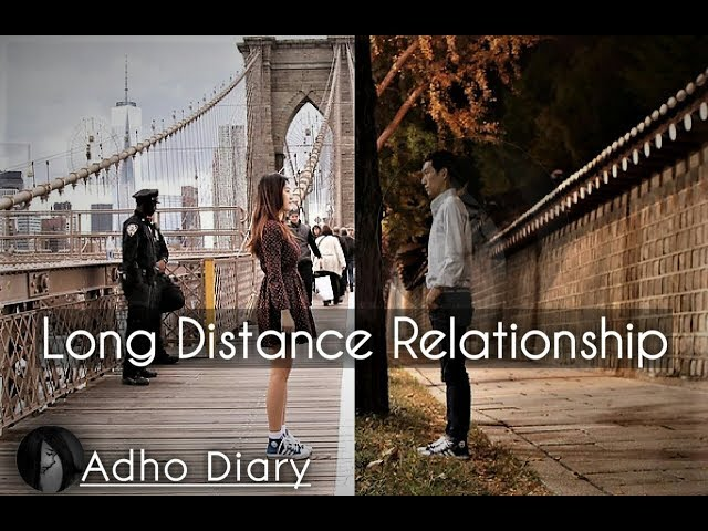 Long Distance Relationship | Bangla Quote | Adho Diary
