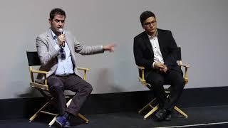 مصاحبه شهاب حسینی برای فیلم ساختن در امریکا/Interview with Shahab Hosseini in the USA with OCPC TV