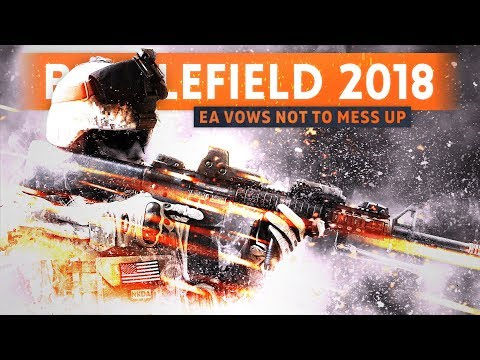 BATTLEFIELD 2018: EA Vows Not To Repeat Loot Boxes Mistake (Interview with Patrick Söderlund)