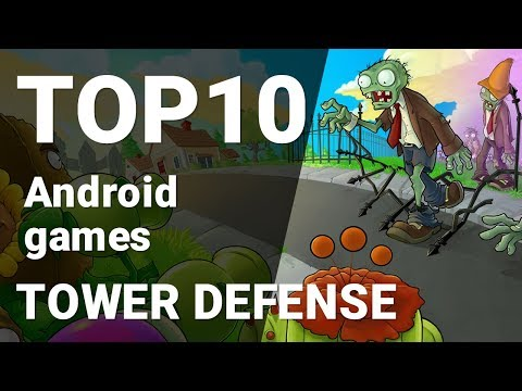 Top 10 Tower Defense Games For Android 2018 [1080p/60fps]