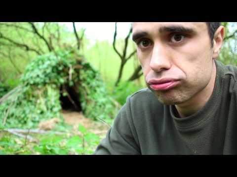 Bushcraft - 24 hour survival challenge