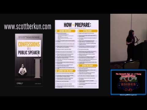 A&Q Session Communications Presentation Keren Elazari
