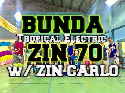 ZIN 70 - BUNDA - Tropic Electric - Choreo by ZIN Carlo w/Bigshot Queens