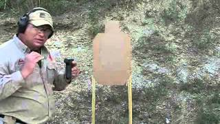 DAVE HARRINGTON - GRIP FORCE TEST AND EVALUATION