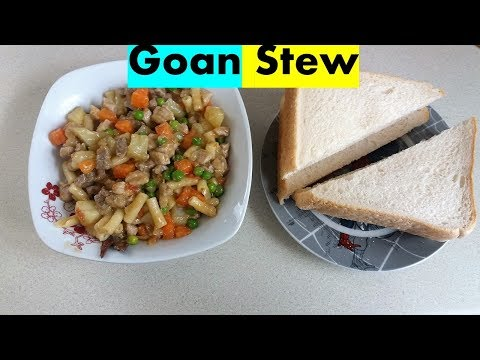 Original Goan  Beef Stew- Authentic-Konkani Recipe