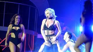 Britney Spears - I'm a Slave 4 You - 13.08.18 Mönchengladbach
