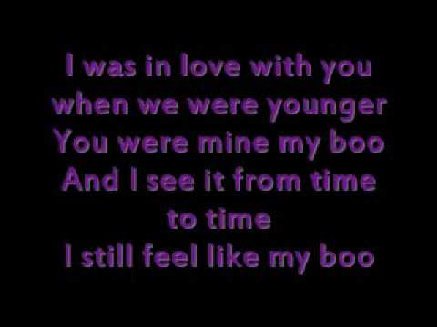 My Boo Usher ft Alicia Keys  lyrics