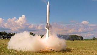 Level 3 Model Rocket.