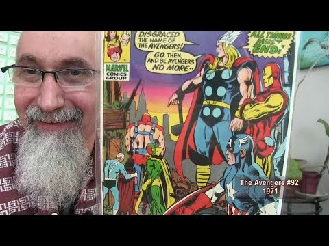 Comic Book Haul: Spider-Man, X-Men, Daredevil, Thor, Avengers, Disney, Captain America Marvel [ASMR]