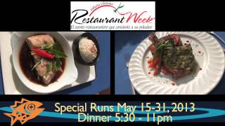 Daiquiri Dick's Restaurant Week