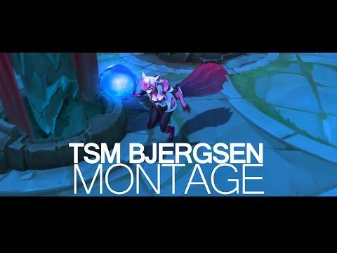 TSM Bjergsen Pro Player Montage OPGG
