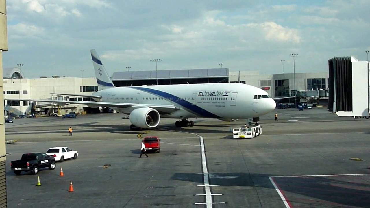 El Al Flights From Tel Aviv To Los Angeles All The Best Flight - Flights to israel from lax