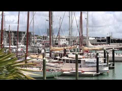 Viaduct Harbour, Auckland