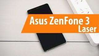 Розпакування Ноутбука ASUS ZenFone 3 Лазер / Розпакування ASUS Для ZenFone 3 Лазера