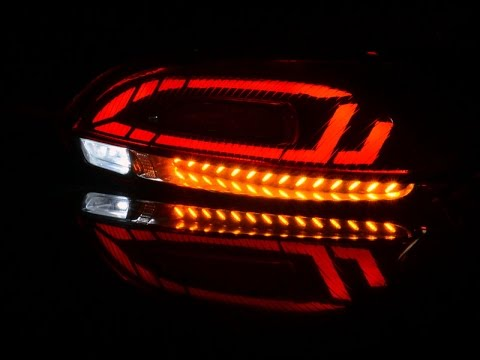 exLED Scirocco Sequential TurnSignal u0026 Backup Lights LED Modules & exLED Scirocco Sequential TurnSignal u0026 Backup Lights LED Modules ...