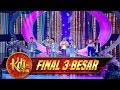 Zona Super Group Abi Ft  Danias, Mahesya & Yogie - Final 3 Besar Kdi 259