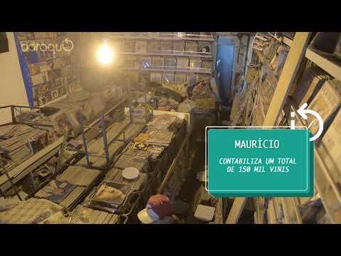 Caça ao vinil: roteiro musical (quase) escondido no Recife
