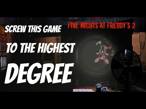 Five Nights at Freddy's 2 (I Cry Just a Little)
