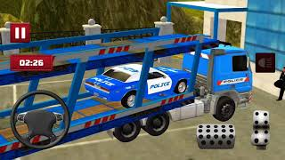 Transport Truck Police Cars: Transport Games (Kids Games 2018) Android/ios Gameplay 2018