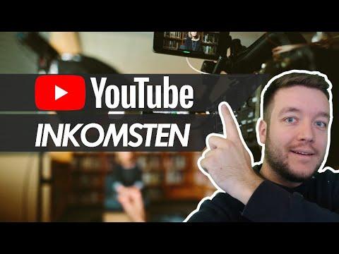 Mijn YOUTUBE INKOMSTEN – Hoeveel verdien ik met Youtube Advertenties?