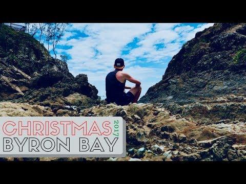 MY HOT CHRISTMAS IN AUSTRALIA - BYRON BAY 2017 - Travel Vlog